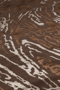 Big Ben Swirl Area Rug Brown Sale, Rugs USA, MAT Living