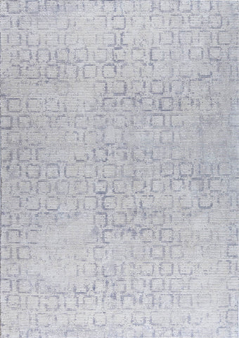 MAT Shah Tampa Area Rug Soft Grey