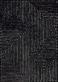 MAT Toledo Area Rug Black White Sale