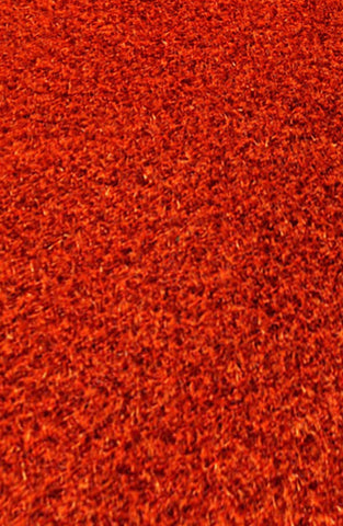 MAT Solo Twilight Area Rug Orange