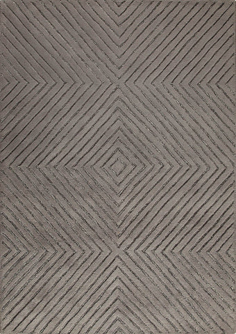 MAT Catena Union Square Area Rug Grey