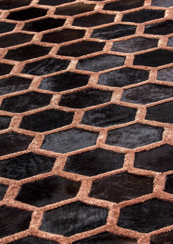 MAT Rio Vega Area Rug Copper