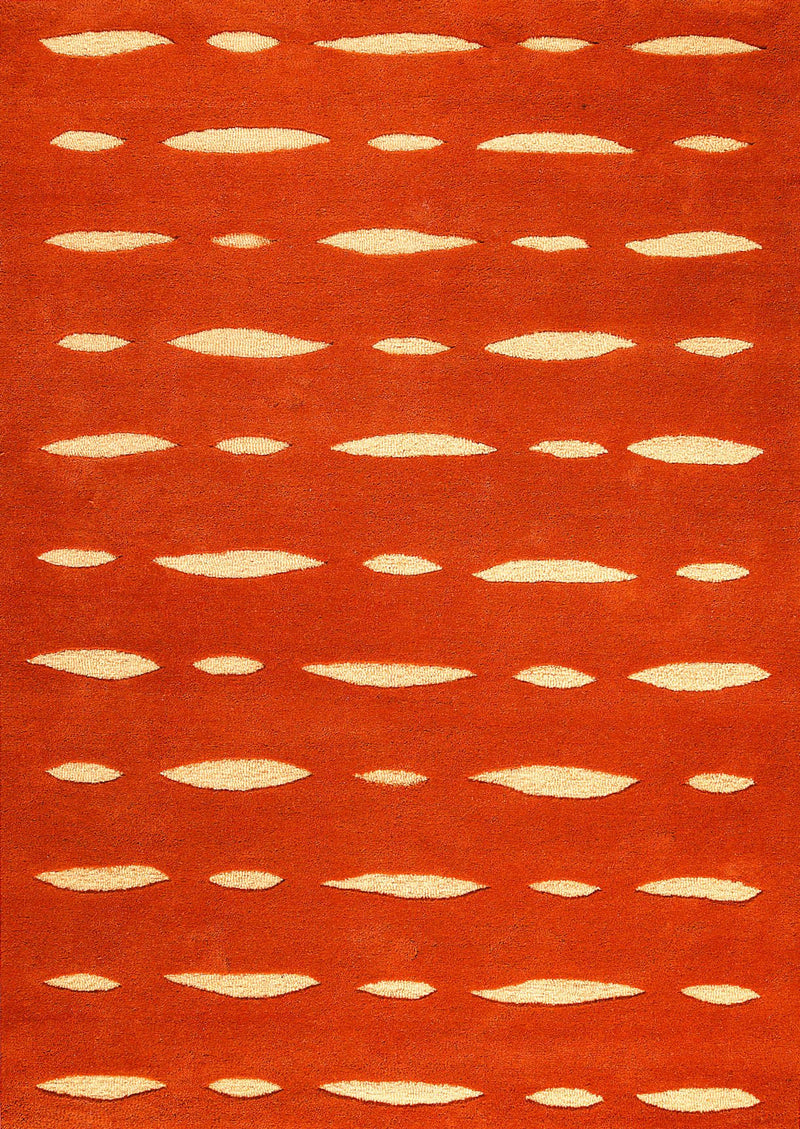 MAT Catena Wink Area Rug Orange