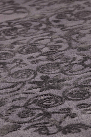 Illusion Area Rug Grey Sale, USA – MAT Living  - handmade carpets online