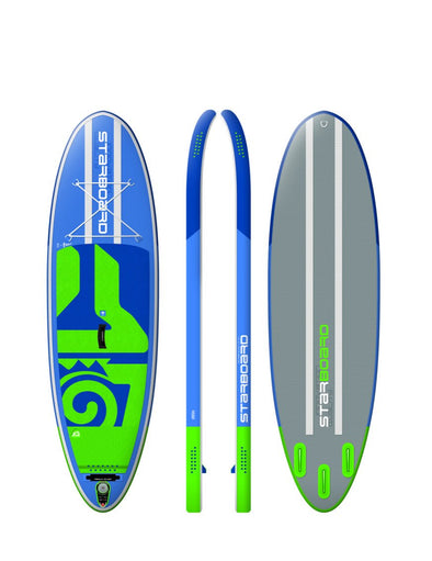 "2018 INFLATABLE SUP ALL ROUND  9'0""x30"" CONVERSE ZEN"