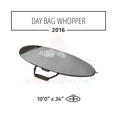 "2016 STARBOARD SUP DAY BAG 10'0"" x 34"" WHOPPER"