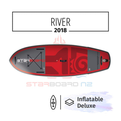 2018 INFLATABLE SUP RIVER