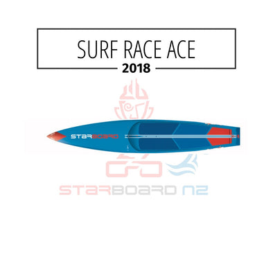 2018 STARBOARD SUP RACE ACE CARBON SANDWICH