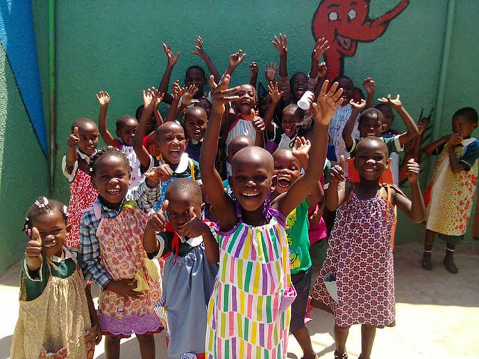 Little Angels - Meet the people who support the Namuwongo slum community