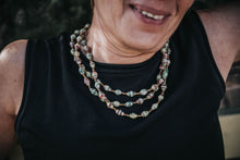 Light colors Gulu necklace