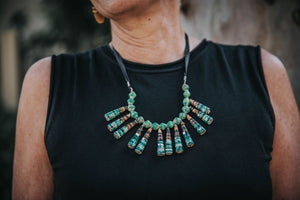 Green Nile necklace