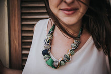 Green Nakasero necklace