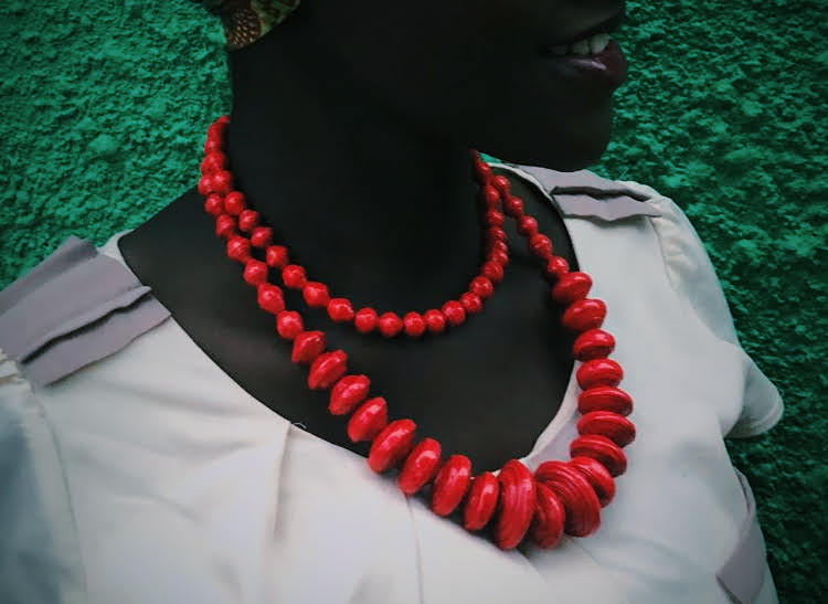 Red Muyenga set