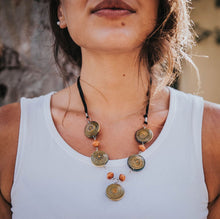 Yellow Nakawa necklace