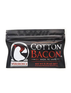 Wick 'n' Vape | Cotton Bacon