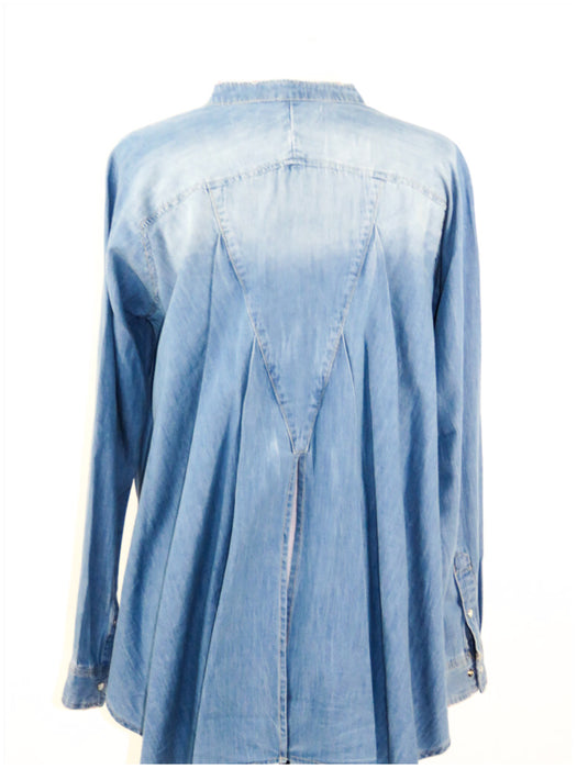 Sass & Bide Denim Shirt