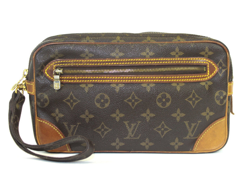 Louis Vuitton Marly Dragonne PM Clutch
