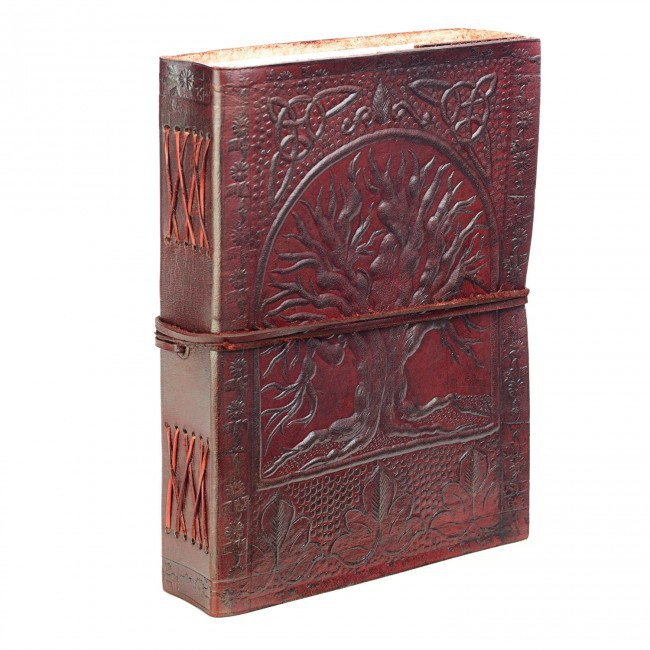 Large Indra Tree of Life Journal