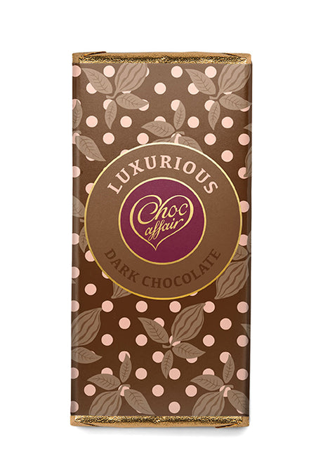 Luxurious Dark Chocolate Bar - 100g