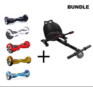 BUNDLE Sale!  Hoverboard +HoverKart