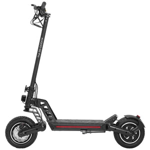 "KUGOO G2 PRO 800W 40km/h 10"" Tires Electric Scooter Dual Disc Brake Front and Rear Absorption System"