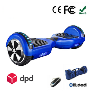 "Blue 6.5"" Classic Segway Hoverboard"