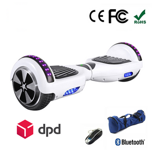"Sale! White 6.5"" Classic Segway Hoverboard"