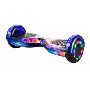"2020 New Starry Sky 6.5"" Led Wheel Hoverboard"