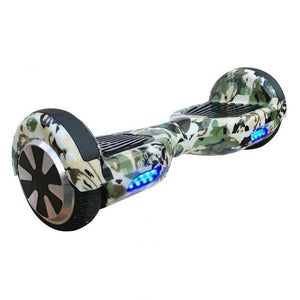 "Camouflage 6.5"" Premium Segway Hoverboard"