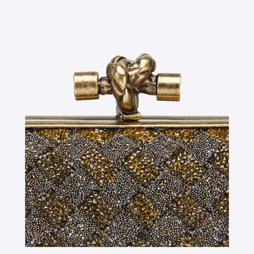 Bottega Veneta - Crystal knot Bag – Collage