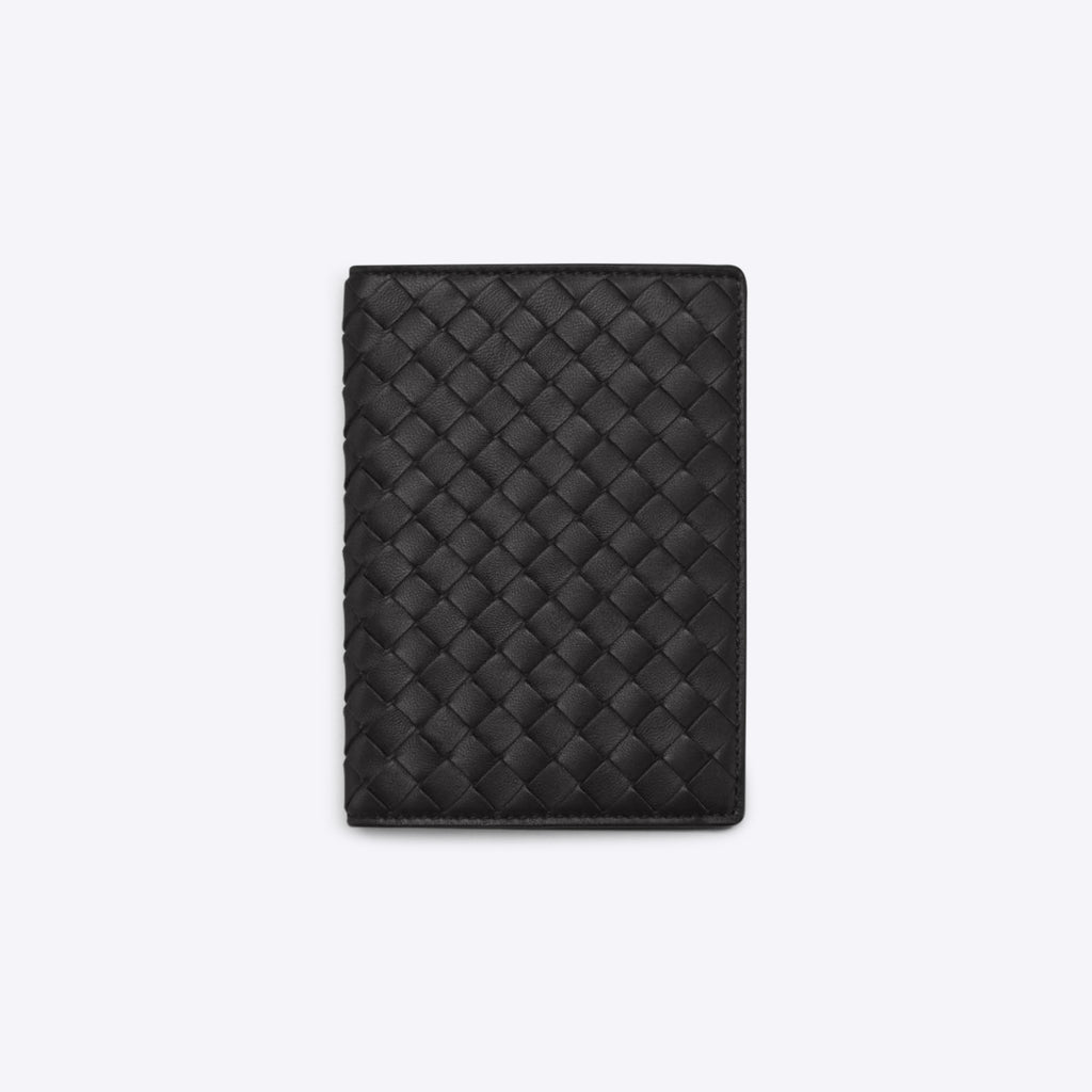 Bottega Veneta - Passport case in Nero Accessories – Collage