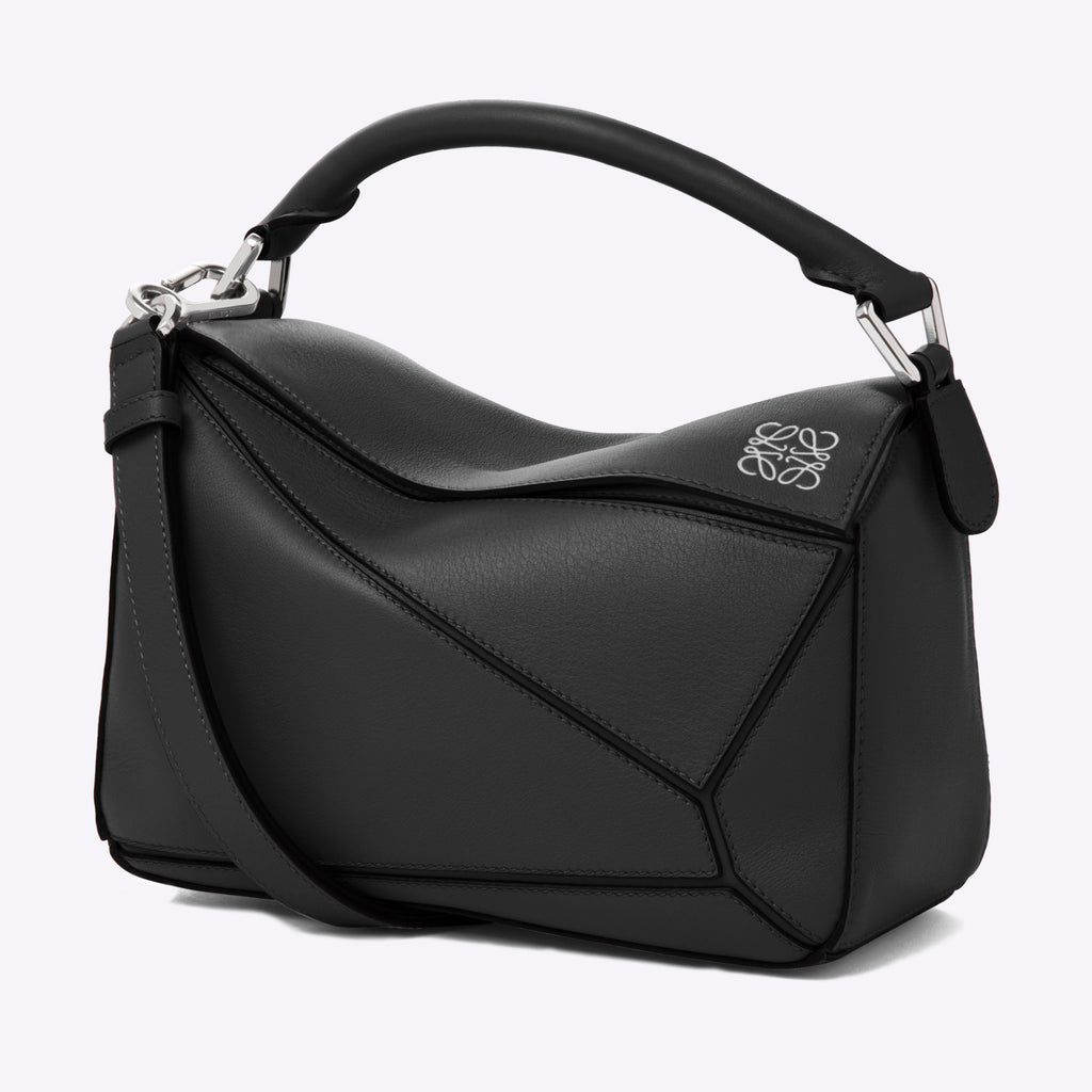 Loewe - small puzzle bag black Bag – Collage