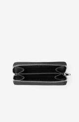 Everyday Zip C Card Wallet - Black