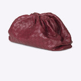 Bottega Veneta The Pouch - Bordeaux