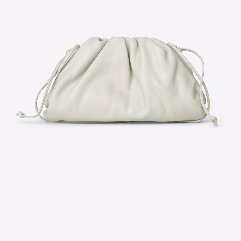 Bottega Veneta The Pouch 20 - Plaster