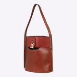 Chloé Medium Bucket bag - Sepia brown
