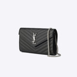 Saint Laurent - Monogram wallet Bag – Collage