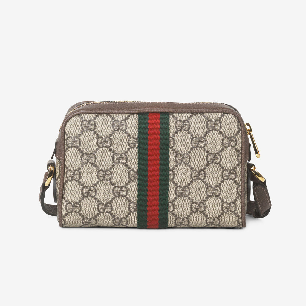 Gucci Ophidia GG Supreme mini bag - Beige canvas