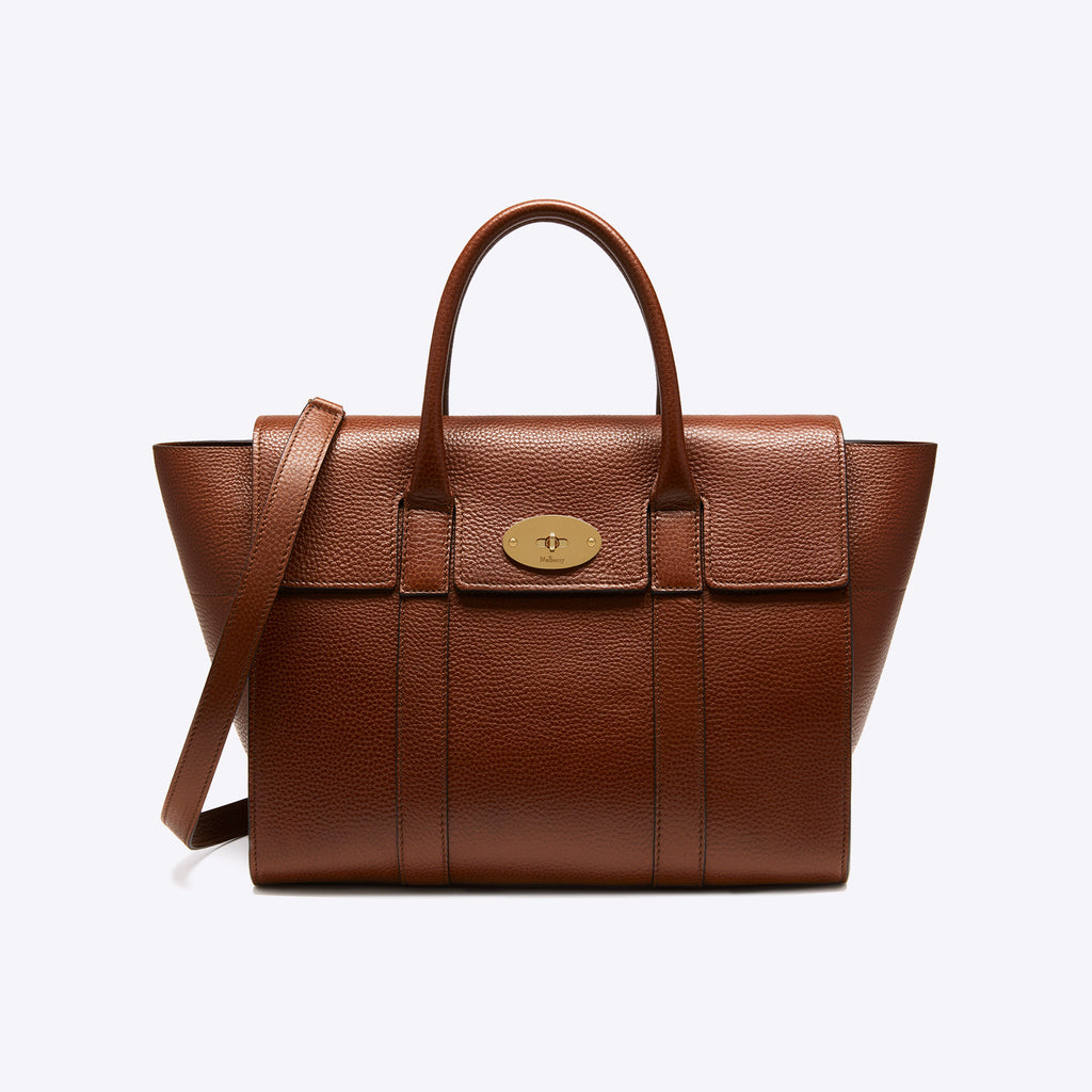 Bayswater with strap Oak