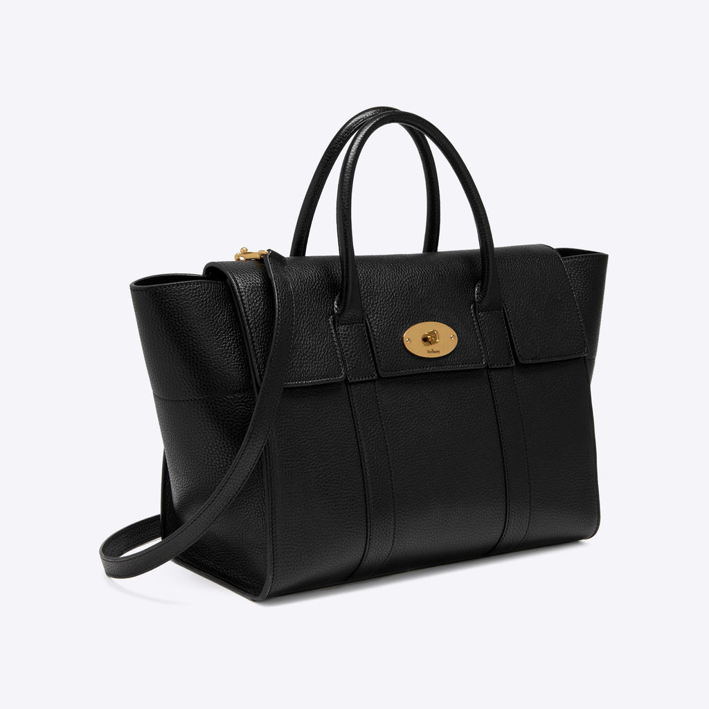 Bayswater with strap Black