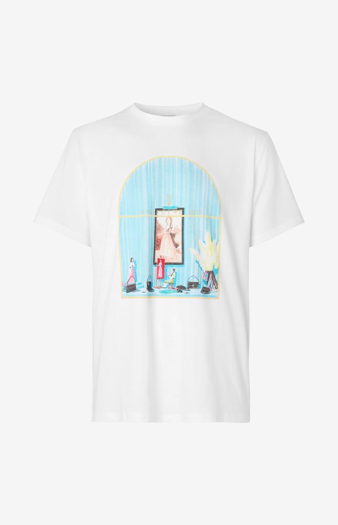 Loewe Window T-shirt - White