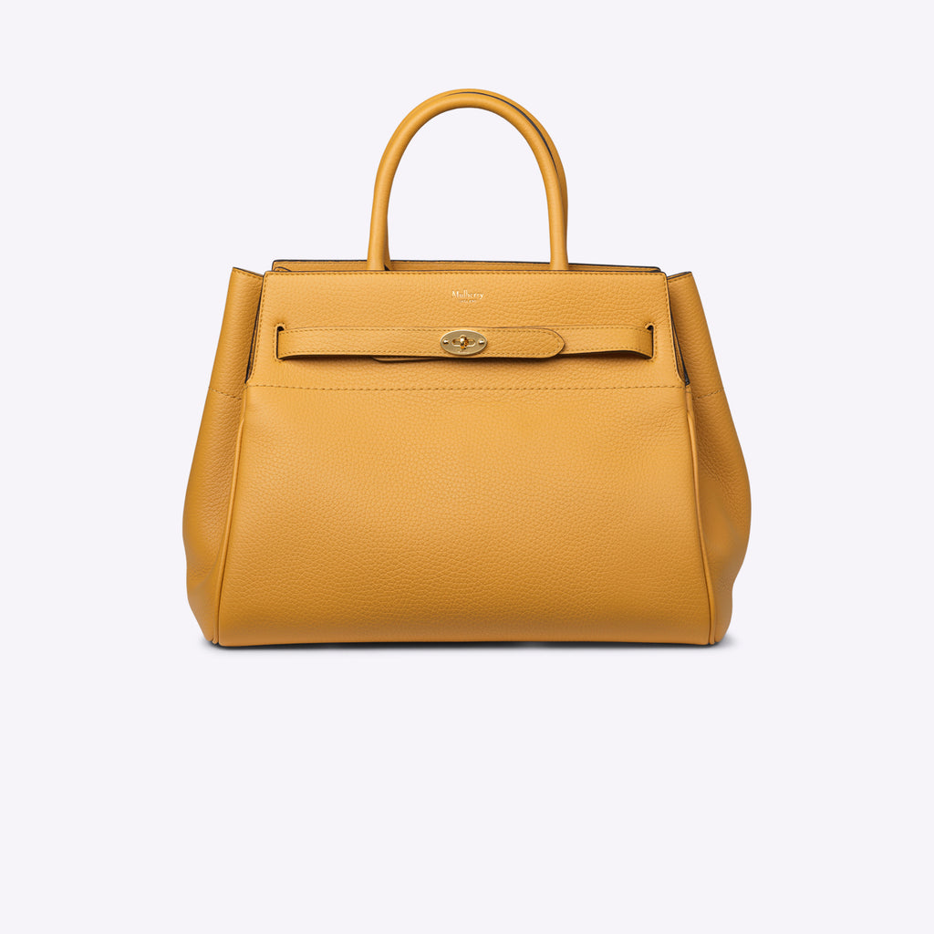 Mulberry Belted Bayswater - Deep Amber