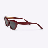 Mulberry Kristen Sunglasses - Crimson