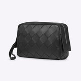 Bottega Veneta Medium Toiletry Case - Black