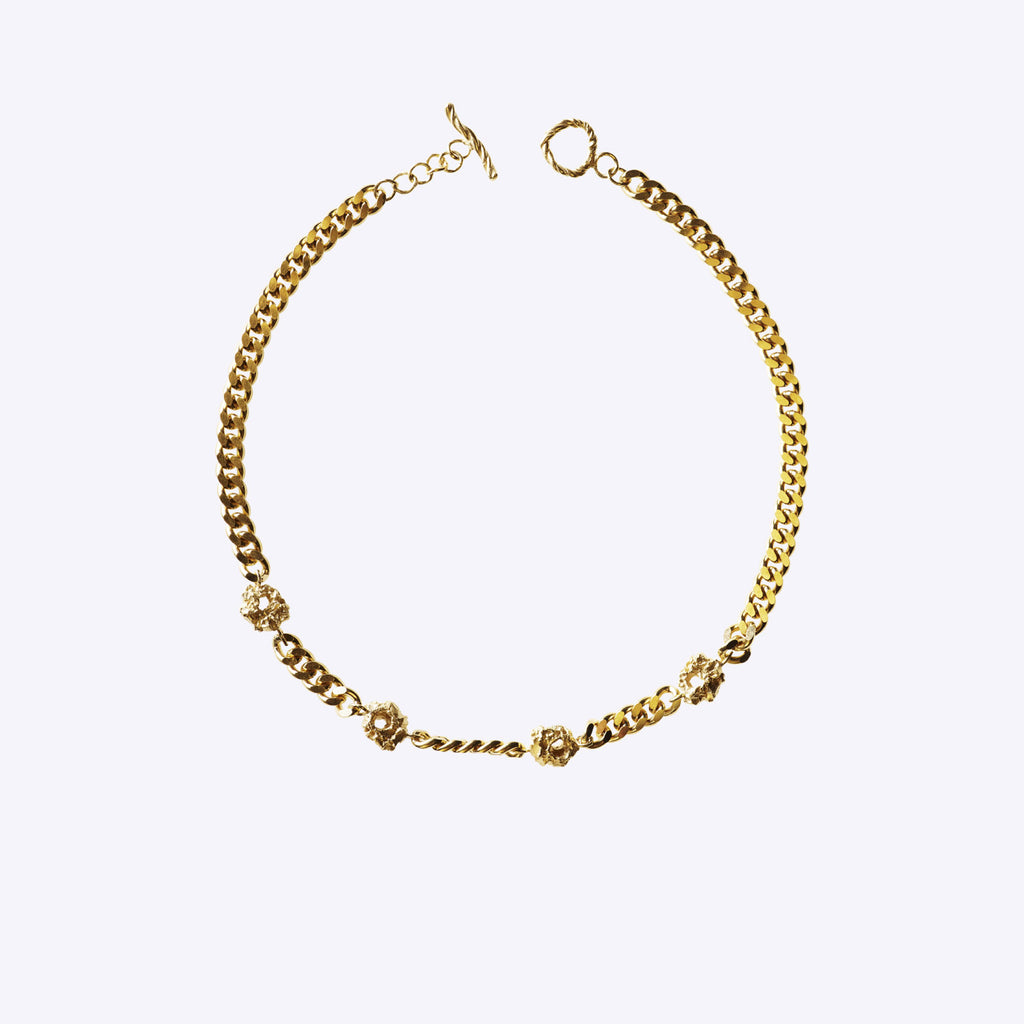 ELHANATI Bonnie Necklace - Gold