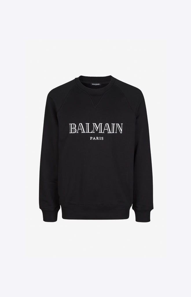 Balmain Paris sweatshirt - Black