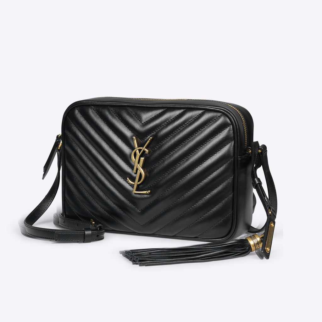 Saint Laurent Lou Camera bag - Black