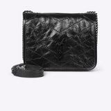 Saint Laurent Niki chain wallet - black