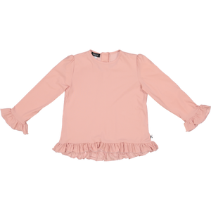 Frill UV Top Pink