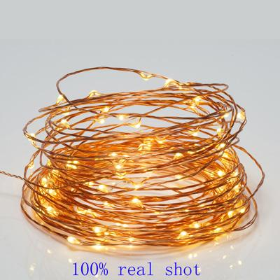 Led Copper Wire String Fairy Christmas light – MYECOSAVE